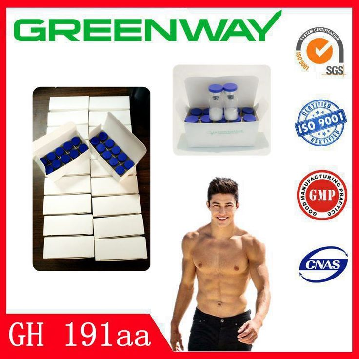 China Global Sell Hormone 10iu Human Growth 191AA Steroid for Bodybuilding - China Peptide