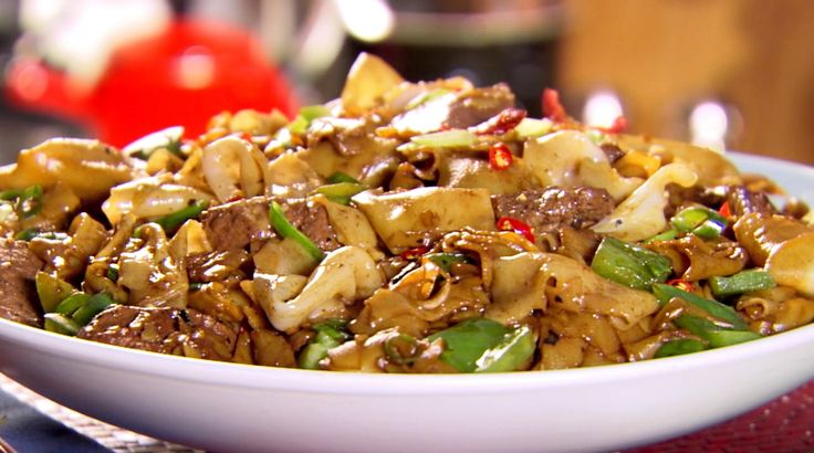 Try this quick and easy recipe by Ching-He Huang from Easy Chinese.