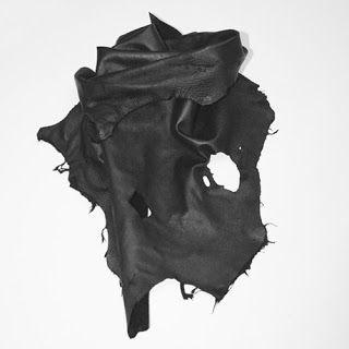 Leather scarf B A C K L I N E: tammikuu 2013