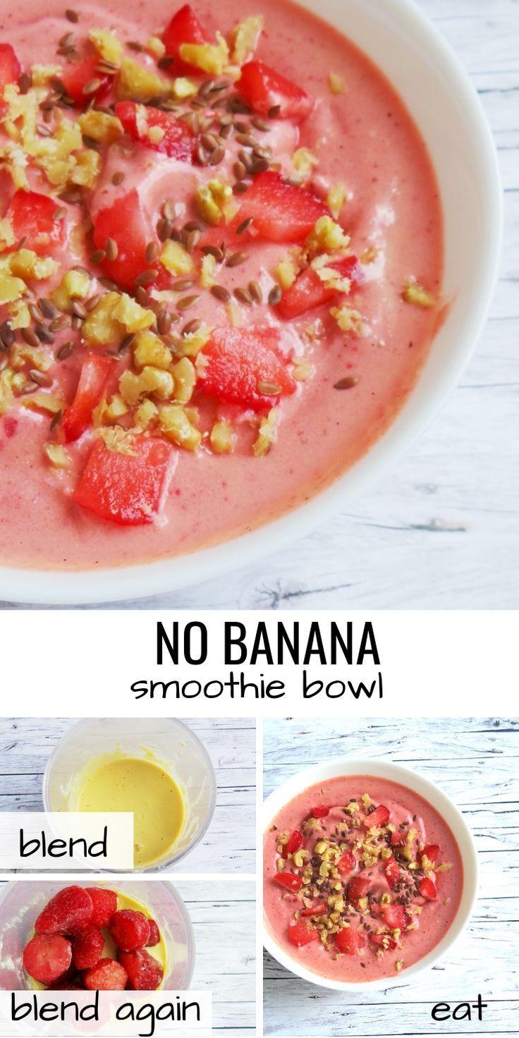 50++ Smoothie bowl ohne banane 2021 ideen