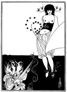 Aubrey Beardsley - Wikipedia, the free encyclopedia