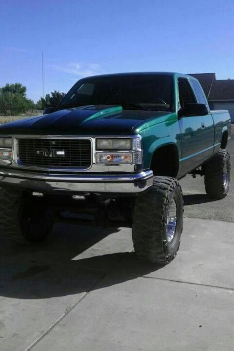 98 Best Images About Professional Makeup Simple: 352 Best Images About 88-98 Chevy 1500 On Pinterest