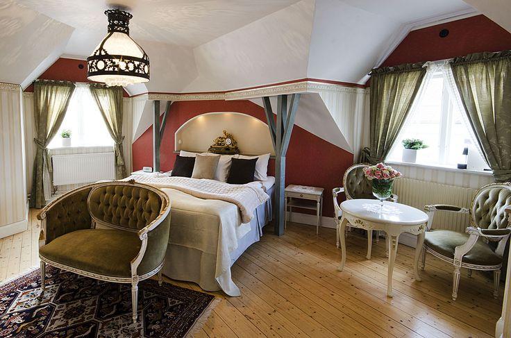 Hotellrum Deluxe Carolines Kammare