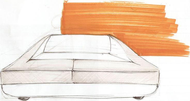 Sketch Sofa