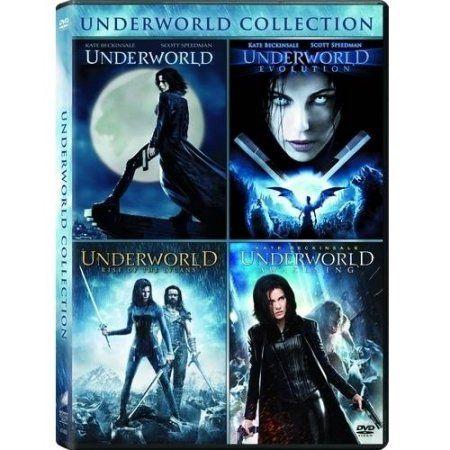 Free 2-day shipping on qualified orders over $35. Buy Underworld / Underworld: Evolution / Underworld: Rise Of The Lycans / Underworld: Awakening (Widescreen) at Walmart.com