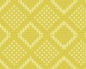 Guarani pattern.