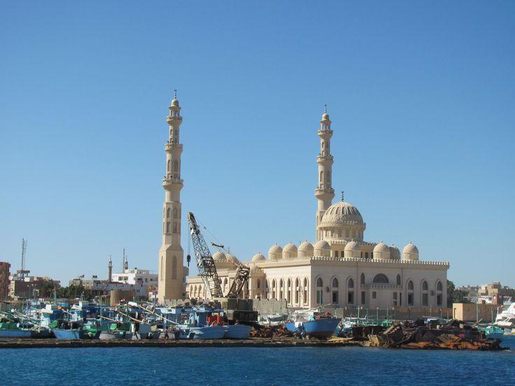 Mosque, Hurghada, Egypt