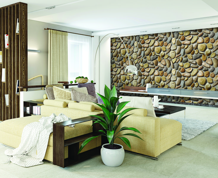 Here is how you can choose the floral wallpapers and add complement the home decor.