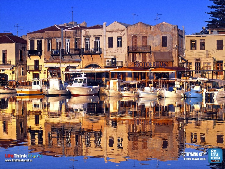 Rethymno Wallpaper