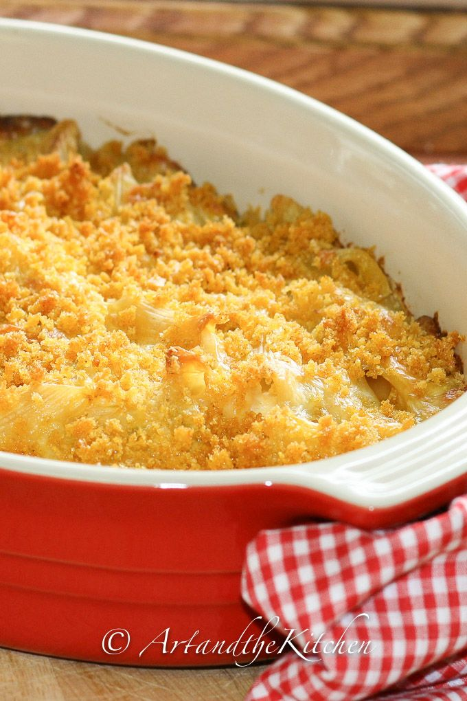 Classic #Tuna Casserole | This recipe for Classic Tuna Casserole will have your kids clamoring for more!