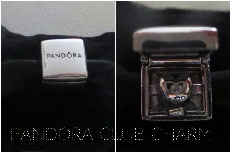 Pandora Club Charm 2014 - Janine's Confessions of a Mommyaholic