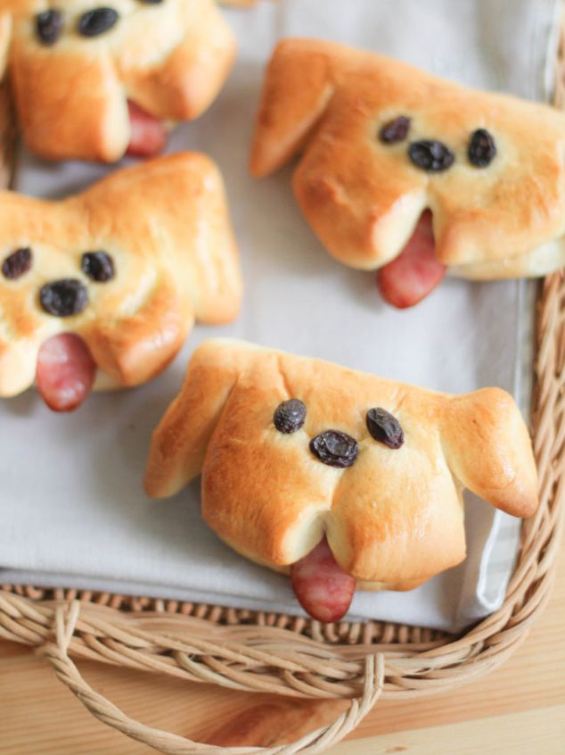 40 Best Animal Shape Bread Images On Pinterest Cute Food