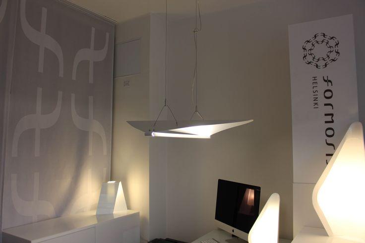 Formosis Helsinki Wings pendant lamp #wings #lamp #design #madeinfinland #helsinki #nordicdesign #pendantlamp #finnishdesign #interior #interiors #light #finland #designlamp #pendant #led