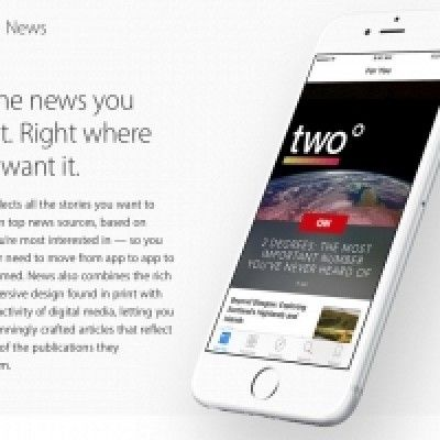 Introduced with iOS 9, Apple News is Apple's dedicated app for reading news sites, blogs, and other content. It aggregates stories from a variety of sources and displays them in a mobile-optimized format, often accompanied by photo galleries, videos, and animations.  Each Apple News user selects favorite topics and content channels to create a curated, personalized news feed that is based on individual reading preferences. Apple has partnered with dozens of content sites for Apple News, b...
