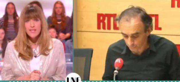 Morandini Zap: Daphné Bürki choquée par les propos d'Eric Zemmour sur Amir