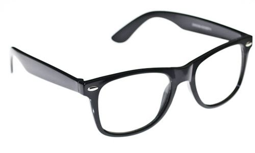 Γυαλιά Fashion Μαυρα Total Black