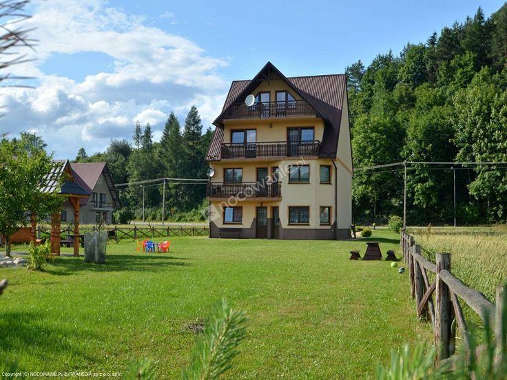 Pokoje Gościnne to sprawdzony obiekt położony w Sromowcach Niżnych, niedaleko rzeki Dunajec. Więcej informacji: http://www.nocowanie.pl/noclegi/sromowce_nizne/kwatery_i_pokoje/86796/