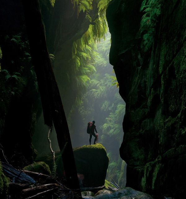 Claustral Canyon @ Australia - via http://bit.ly/epinner