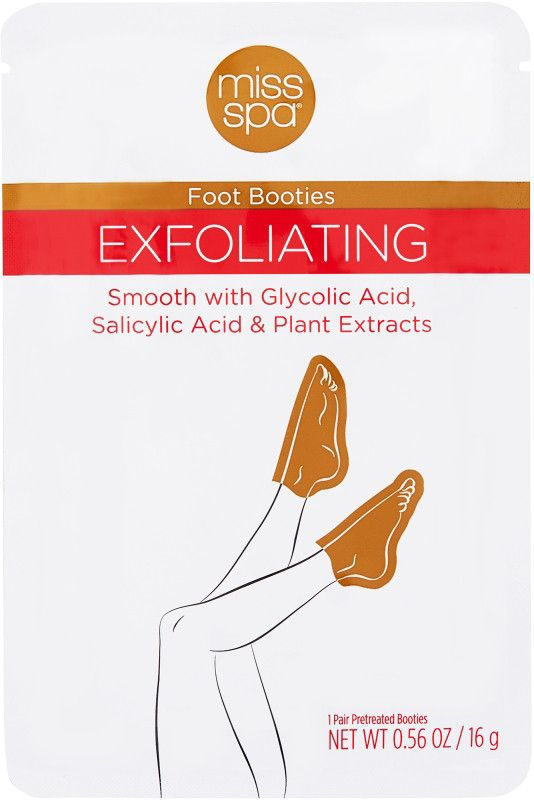 Miss Spa Exfoliate Foot Treatment