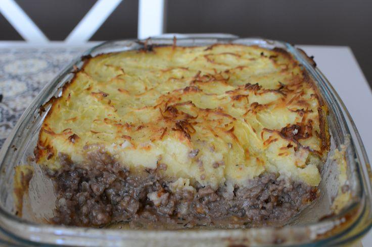 Cottage Pie o pastel de carne inglés https://mycook.es/receta/cottage-pie-o-pastel-de-carne-ingles