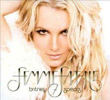 """Britney Spears - """"Femme Fatale"""""""