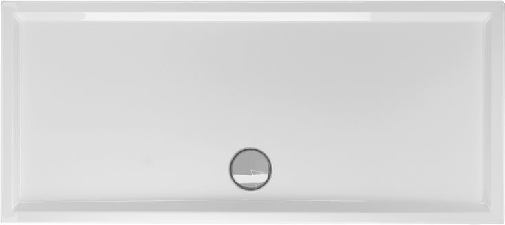 Duschwanne flach 180 x 80 x 4 cm weiß  Ablaufgarnitur, Wannenfüße 8,7 - 11,5 cm oder Wannenträger 14 cm  Folgendes Zubehör ist in meinem Shop erhältlich:      Montagewinkel für die Auflage an der Wand 1x87/2x67 cm: Mehrpreis 30,00 EUR inkl. MwSt.     Dämm-/Schutzband 330x7,5 cm: Mehrpreis 19,00 EUR inkl. MwSt.     Duschwanne flach 180 x 80 günstig online kaufen