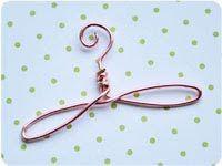 Mini Wire Hanger