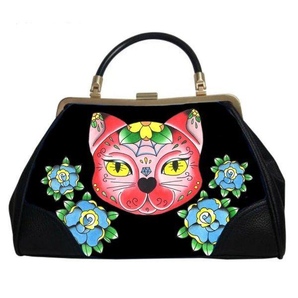 Jubly Umph The Muerte Kitty Handbag Online Australia Beserk