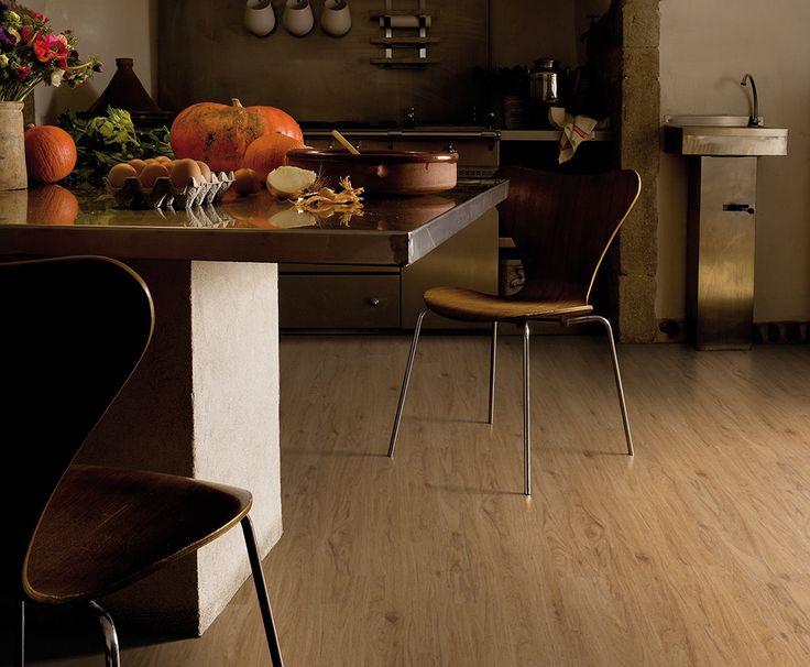 Acum nu mai trebuie să renunţaţi la pardoselile cu efect de lemn nici în încăperile expuse la multă apă şi umezeală.