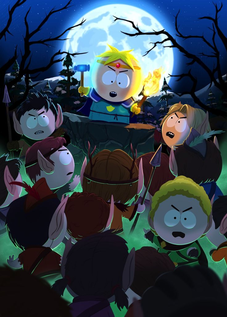 New Batch of Screenshots for South Park: The Stick of Truth   Entertainment Buddha