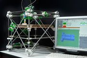 Omg...  Reprap, a 3-D printer that is capabable of replacating itself totally.