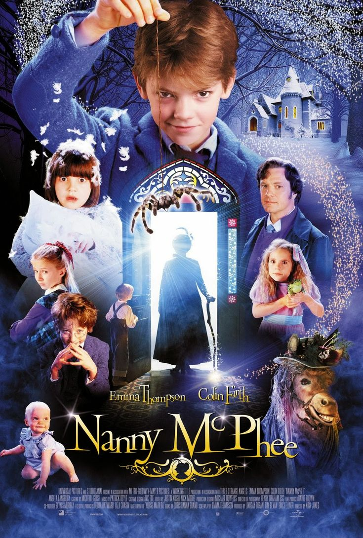 Universal Pictures (presents) StudioCanal (presents) (as Studiocanal) Metro-Goldwyn-Mayer (MGM) (in assocation with) (as Metro-Goldwyn-Mayer Pictures) Working Title Films (as Working Title) Three Strange Angels (in association with) Nanny McPhee Productions (in association with)