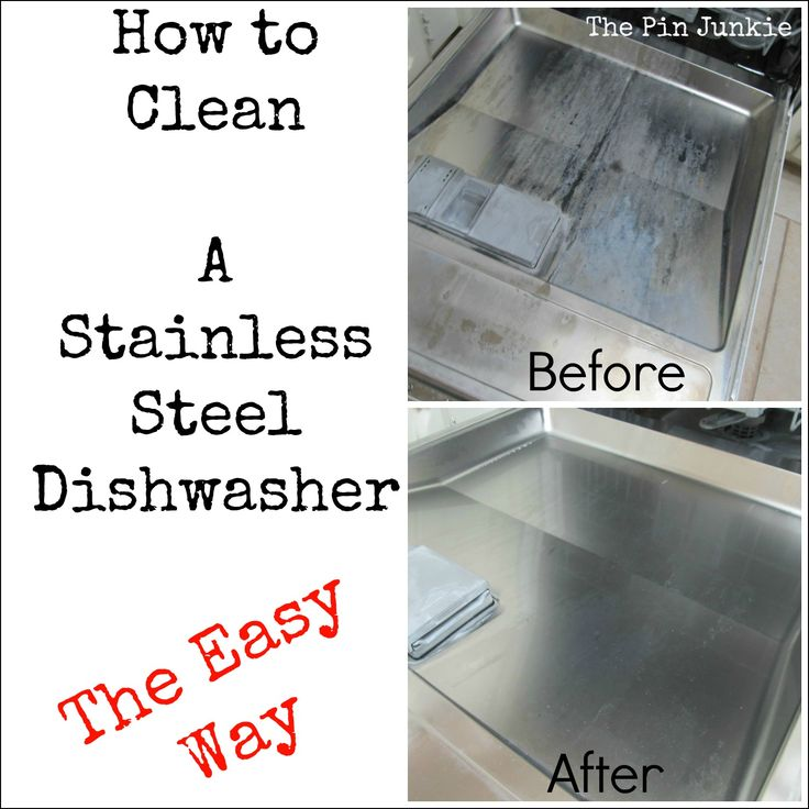 Best 25 Clean Stainless Sink Ideas On Pinterest