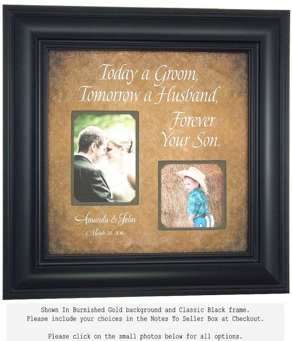 Contemporary Personalized Wedding Picture Frames For Parents Sketch ...