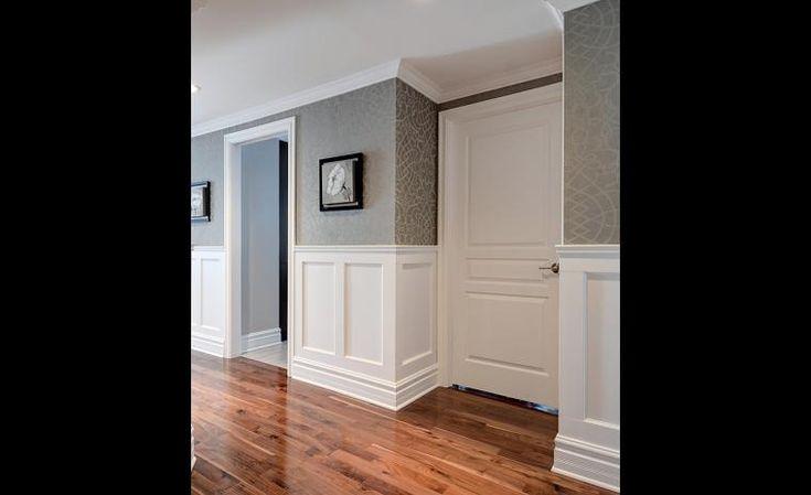 1000 id es sur le th me papier peint moderne sur pinterest effets de peinture maisons et moderne. Black Bedroom Furniture Sets. Home Design Ideas