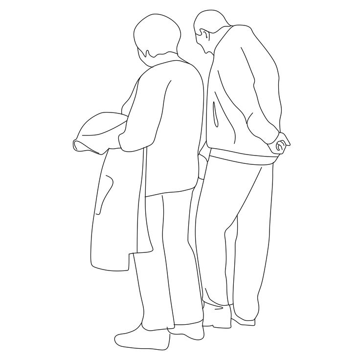 17 best images about free cad people pairs on pinterest for How to draw a girl looking down
