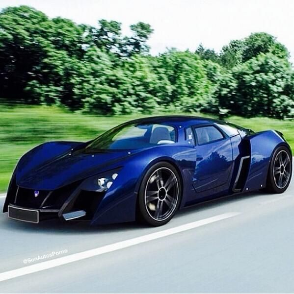Top 50 Supercars: 17 Best Images About Marussia On Pinterest