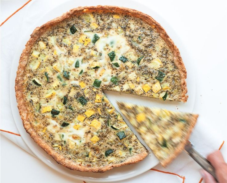 Gruyere quiche...make as a frittata and it is low carb…