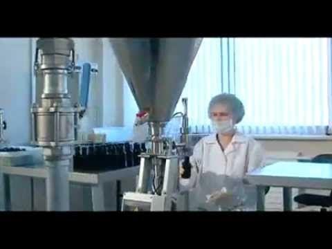 Производство Корпорации Сибирское здоровье — Яндекс.Видео