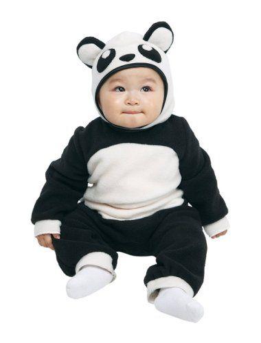 panda bear baby costume. Black Bedroom Furniture Sets. Home Design Ideas