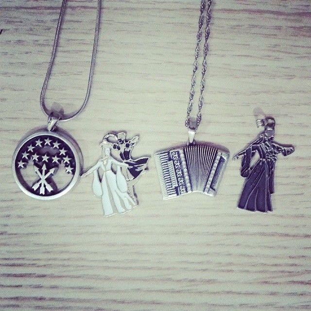 circassian necklace , adige