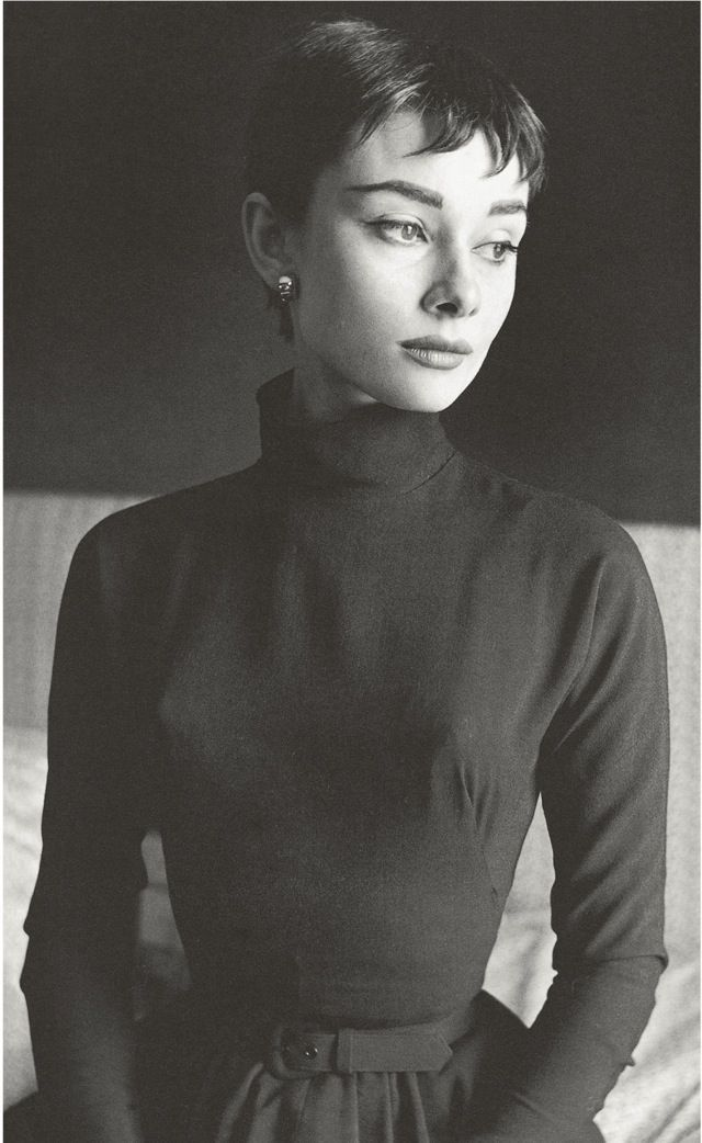 Audrey Hepburn (Cecil Beaton).