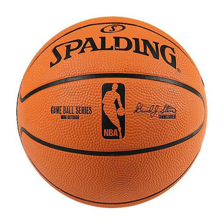 Spalding NBA Game Ball Mini Mini basketballs, Nba