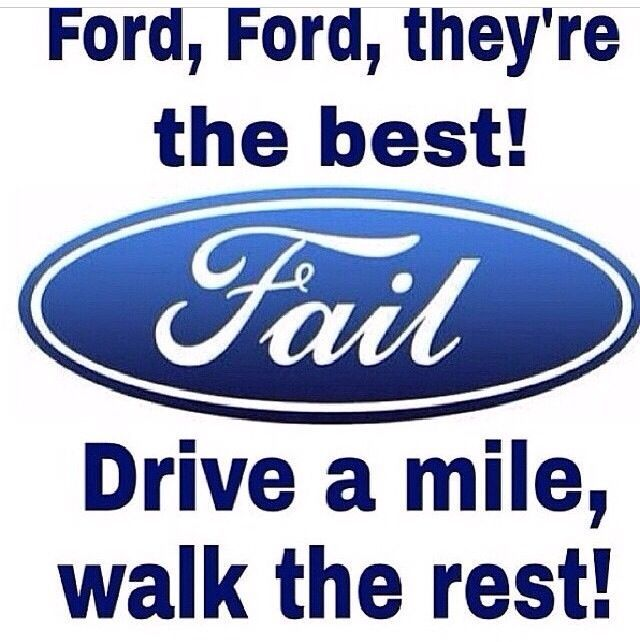 hate ford jokes - Google Search