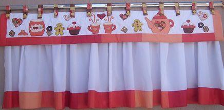 cortinas para cozinha em patchwork 3