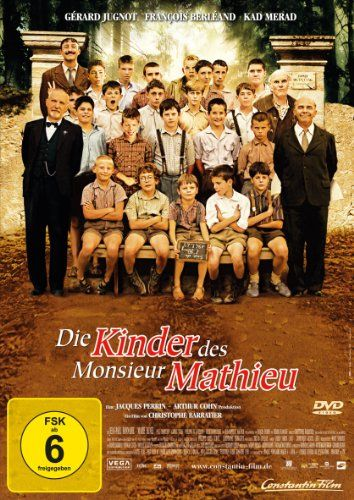 Les Choristes, 2004, Musikfilm, von Christophe Barratier