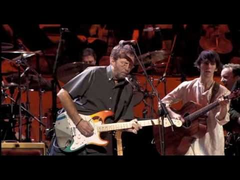 Eric Clapton, Paul McCartney, Ringo Starr, Tom Petty, Ravi Shankar...  http://britsunited.blogspot.com/2013/03/flashback-eric-clapton-performs-while.html