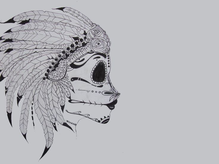 ... Red Indian Tribal Tattoo design wallpapers - Tattoo Design Ideas