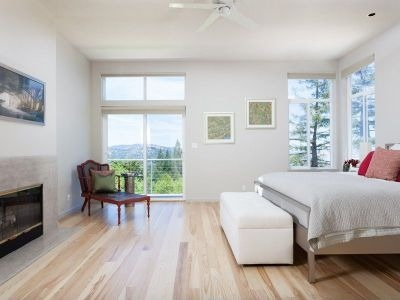 505 Corte Madera Ave, Corte Madera, CA 94925 | Black's Farmwood FSC Certified White Ash Flooring