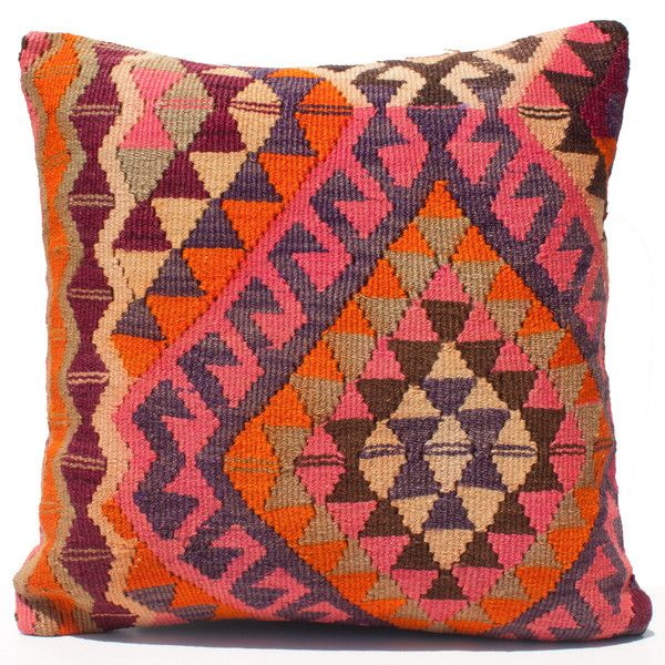 Vintage Kilim Pillow | Shoppe by Amber Interiors